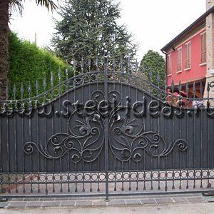 Кованые ворота Грейс