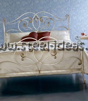 Кованая кровать - Бионсе