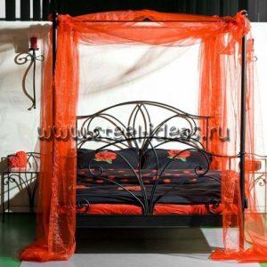 Кованая кровать - Хемера