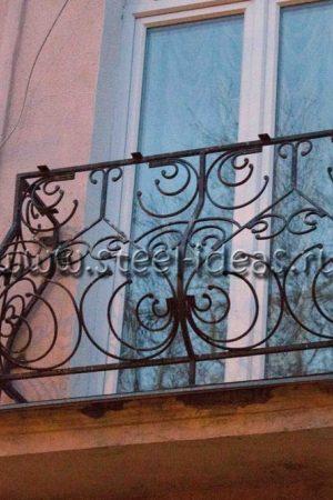 Кованый балкон Арт.11