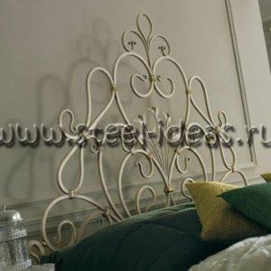 Кованая кровать Матримония