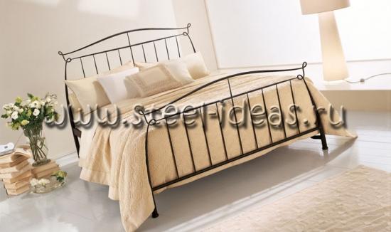 Кованая кровать Полина