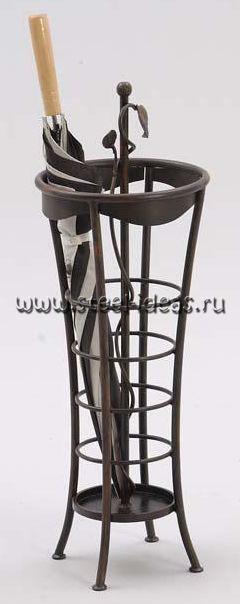 Кованая зонточница - Трость