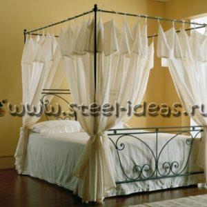Кованая кровать - Гера