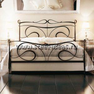 Кованая кровать - Ангелина