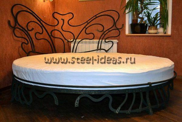 Кованая кровать - Соломия