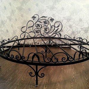 Кованая кровать - Вольта