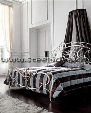Кованая кровать Гротея