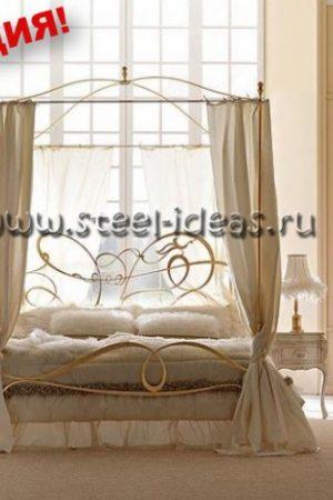 Кованая кровать - Вивьен