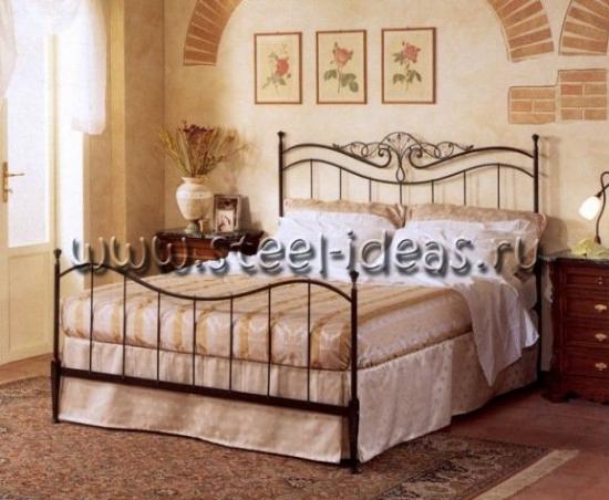 Кованая кровать - Джозефина