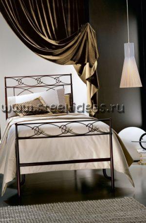 Кованая кровать - Соло