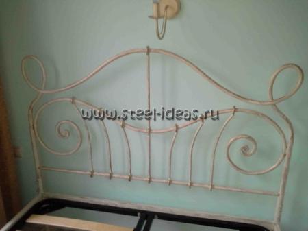 Кованая кровать - Канцона
