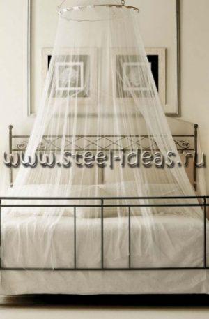 Кованая кровать - Бриджит