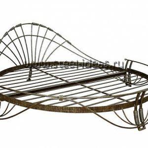 Кованая кровать - Эсферико
