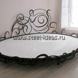 Кованая кровать - Катарял