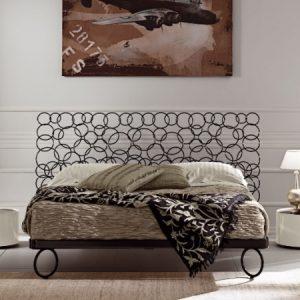Кованая кровать - Монди