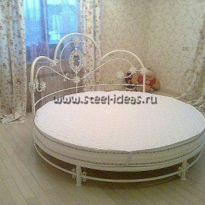 Кованая кровать - Ротундус