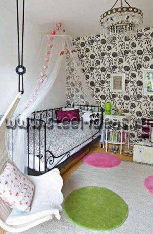 Кованая кровать - Мио