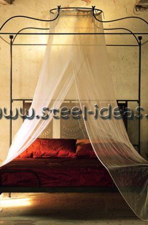 Кованая кровать - Блэки