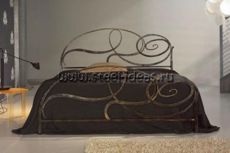 Кованая кровать - Снежная королева