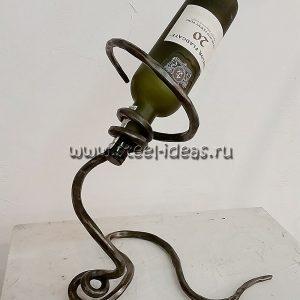 Кованая бутылочница - Лея