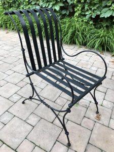 Кованые кресла Вэйф