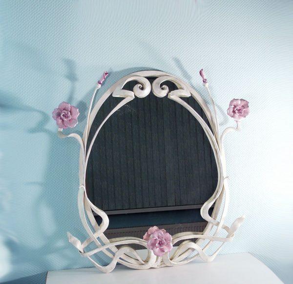 Кованые зеркала на заказ