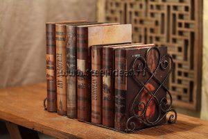 Кованая подставка для книг - Фрея