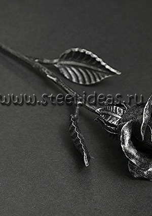 Кованая роза - Афродита