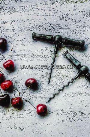 Кованый штопор - Гвоздь