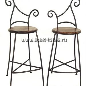 Кованый стул - Клаус