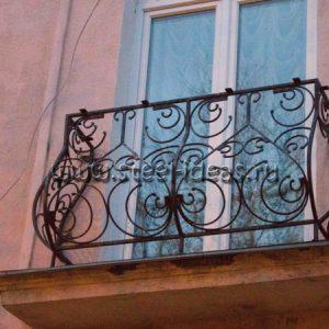 Кованый балкон Олли