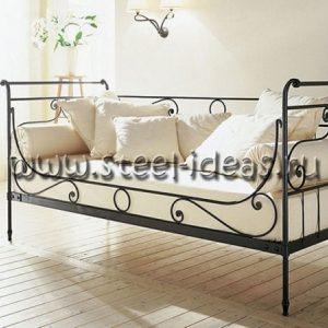 Кованый диван - Адони