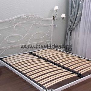 Кованая кровать - Ландыш