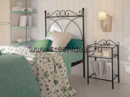 Кованая кровать - Локосина