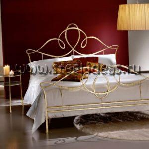 Кованая кровать - Пегас