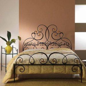 Кованая кровать - Рината