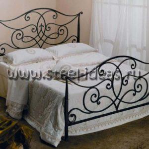 Кованая кровать - Перлато