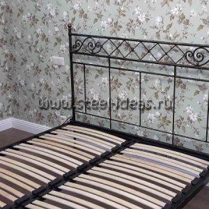 Кованая кровать - Виктория