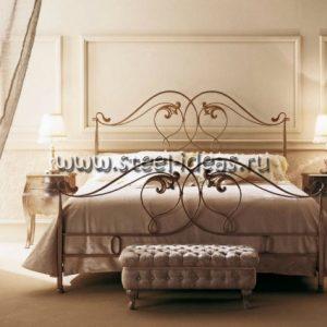 Кованая кровать - Тизамо