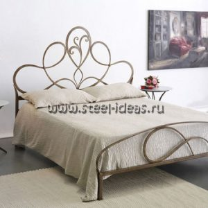 Кованая кровать - Джованни