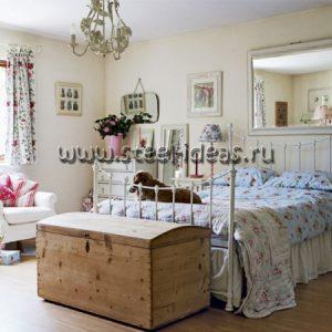 Кованая кровать - Конфети