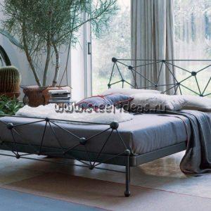 Кованая кровать - Молекула