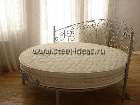 Кованая кровать - Сёркли