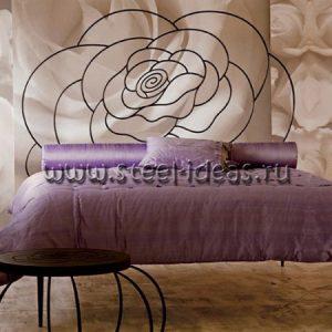 Кованая кровать - Розали