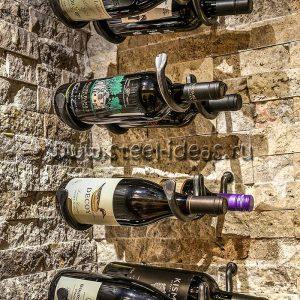 Кованая бутылочница - Варна