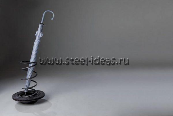 Кованая зонточница- Спираль