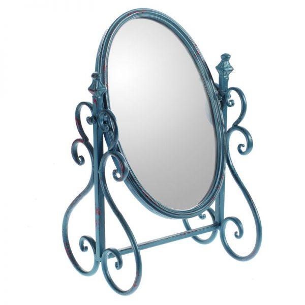 Кованое зеркало Шали