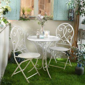 Кованые стулья в стиле Прованс